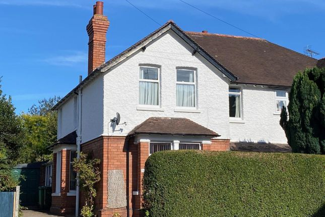 4 bed semi-detached house for sale in Penn Grove Road, Aylestone Hill, Hereford HR1