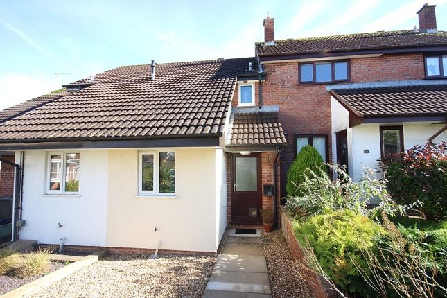 Thumbnail Terraced house for sale in Fulton Close, Ipplepen, Newton Abbot