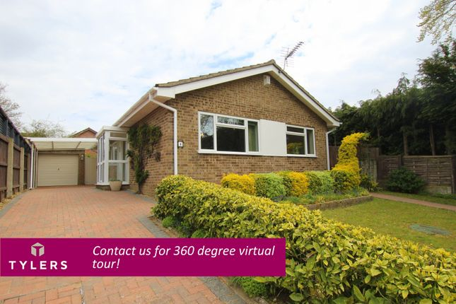 Thumbnail Detached bungalow for sale in Suffolk Way, Newmarket
