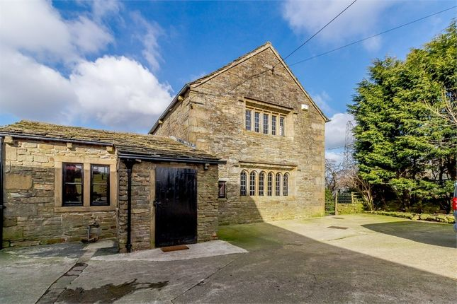 Thumbnail Detached house for sale in Rossendale Avenue, Burnley, Lancashire