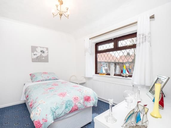 Bedroom Two of Grosvenor Drive, Worsley, Manchester, Greater Manchester M28