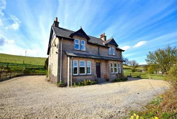 Thumbnail Detached house for sale in Ballindalloch