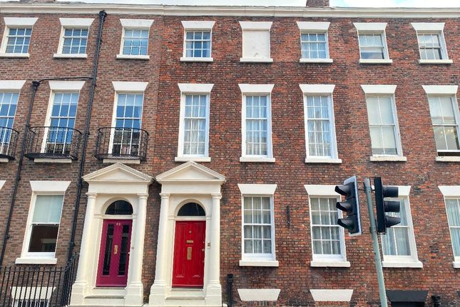 Thumbnail Terraced house to rent in Rodney Street, Liverpool