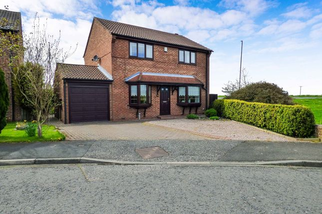 Thumbnail Detached house for sale in Cheviot Grange, Burradon, Cramlington