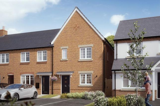Thumbnail Semi-detached house for sale in Forester's Gate, Midland Road, Swadlincote