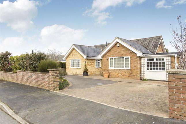 Thumbnail Detached bungalow for sale in Bernard Crescent, Hunstanton