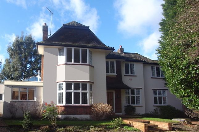 Thumbnail Detached house for sale in Hertford Avenue, London