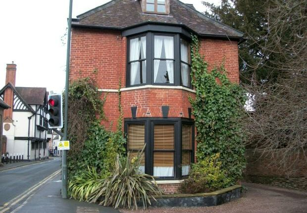 Thumbnail Flat to rent in Worcester Road, Ledbury
