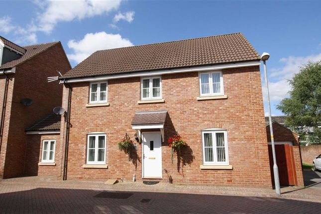 Thumbnail Detached house for sale in Scholars Park, Rowde, Devizes, Wiltshire