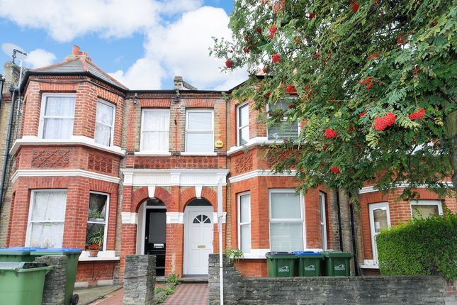 Thumbnail Terraced house to rent in Vambery Road, London