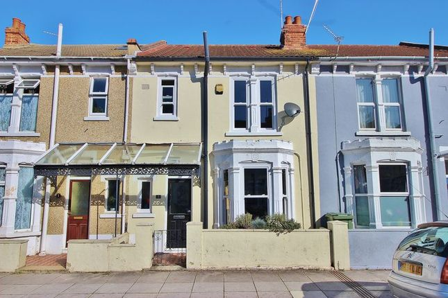 Thumbnail Terraced house for sale in Posbrooke Road, Southsea