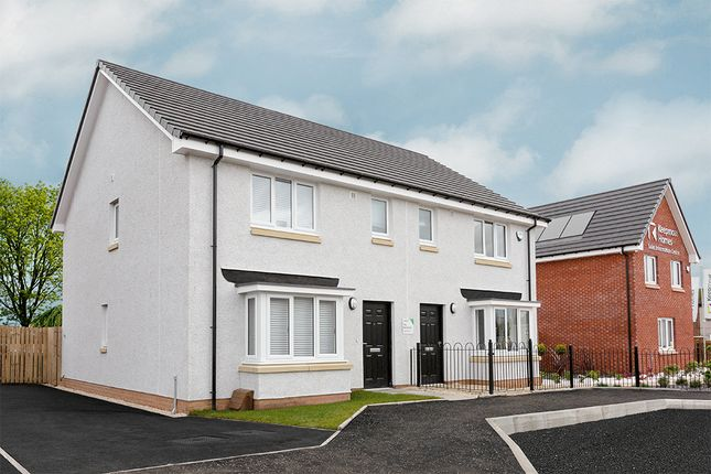 "Thumbnail Property for sale in ""The Buchanan"" at Meadowhead Road, Wishaw"