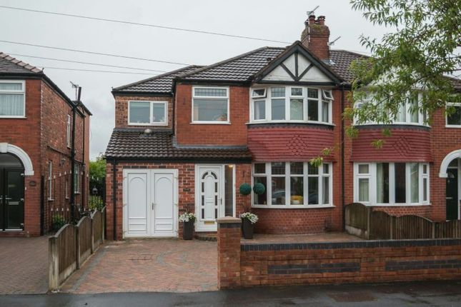 Thumbnail Semi-detached house for sale in Sylvan Avenue, Timperley, Altrincham