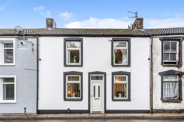 Thumbnail Terraced house for sale in Francis Terrace, Pant, Merthyr Tydfil