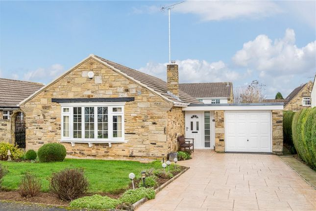 Thumbnail Detached bungalow for sale in Coniston Way, Wetherby, West Yorkshire
