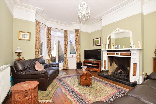 Thumbnail End terrace house for sale in Ethelbert Terrace, Westgate, Kent