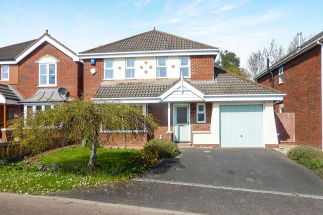 Thumbnail Detached house for sale in Nash Green, Staplegrove, Taunton
