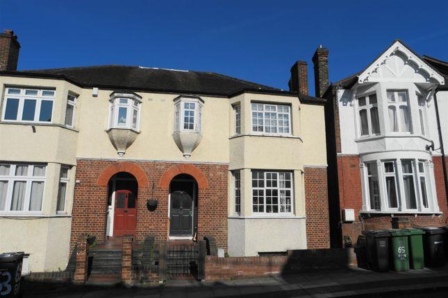 Thumbnail Semi-detached house for sale in Boyne Road, Lewisham