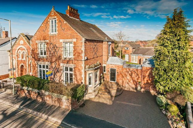 Thumbnail Detached house to rent in Wellington Road, Church Aston, Newport