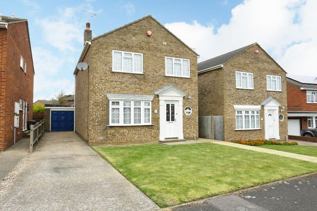 Thumbnail Detached house for sale in Weatherly Drive, Broadstairs