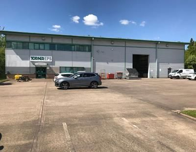 Thumbnail Light industrial to let in Unit 1 High Carr Point, Millennium Way, High Carr Business Park, Newcastle Under Lyme