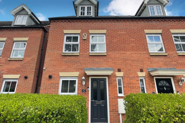 3 bed terraced house for sale in Finney Drive, Grange Park, Northampton NN4