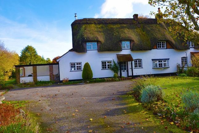 Thumbnail Semi-detached house for sale in Stoke, Andover