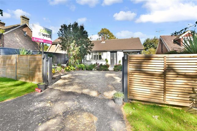 Thumbnail Detached bungalow for sale in Fermor Road, Crowborough, East Sussex