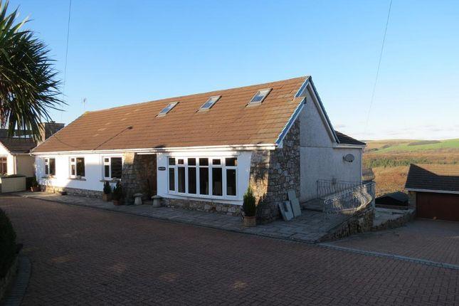 Thumbnail Detached house for sale in John Street, Cefn Cribwr, Nr Bridgend
