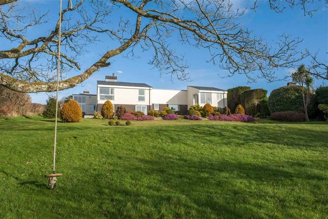 Thumbnail Detached house for sale in Misty Hills Close, Three Crosses, Swansea