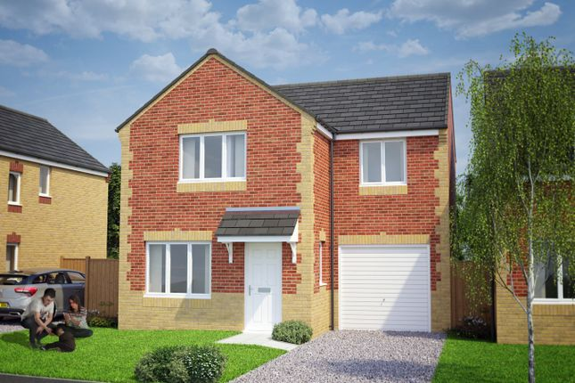3 bedroom detached house for sale in Plot 116, Kildare, Moorside Place, Valley Drive, Carlisle
