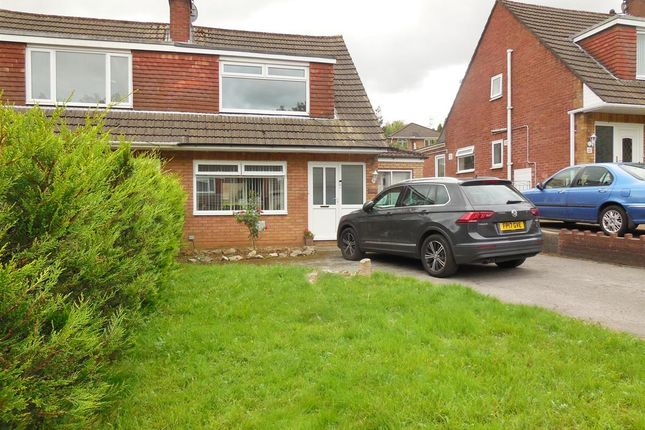Thumbnail Semi-detached house to rent in Grafton Close, Penylan, Cardiff