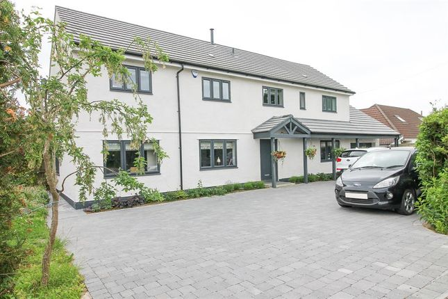 Thumbnail Detached house for sale in Clevedon Road, Failand, North Somerset