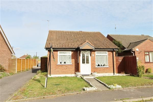 2 bed bungalow for sale in Trinity Close, Kesgrave, Ipswich