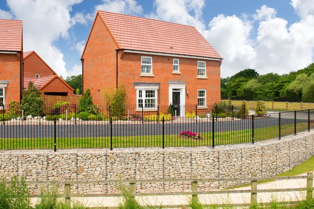 "Thumbnail Detached house for sale in ""Layton"" at New Road, Tankersley, Barnsley"