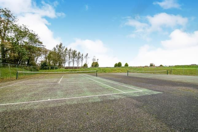 Tennis Courts of Carworgie, Newquay, Cornwall TR8