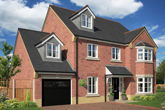 Thumbnail Detached house for sale in Corley Gardens, Church Lane, Corley, Warwickshire