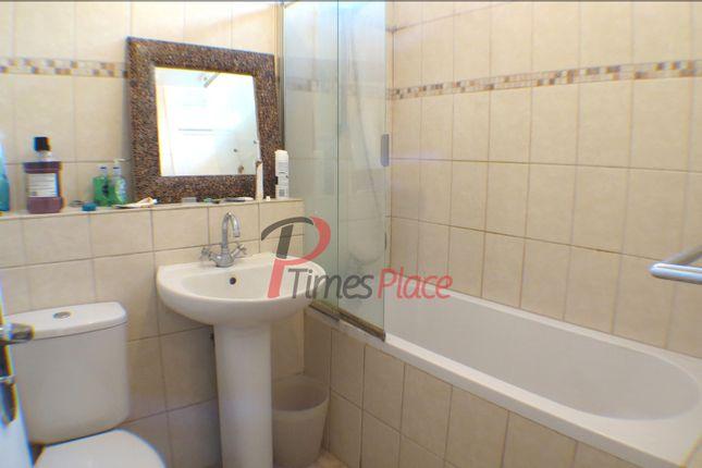 Bathroom of Blackshaw Road, Tooting SW17