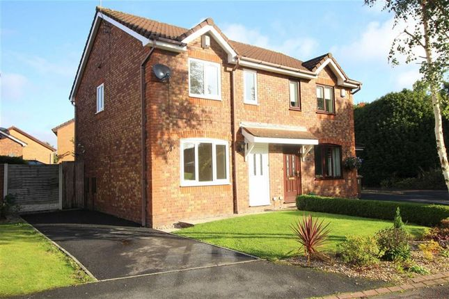 Thumbnail Semi-detached house for sale in Holsands Close, Fulwood