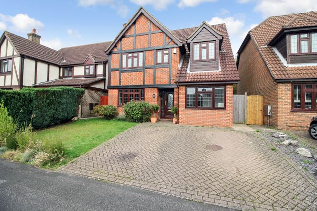 4 Bed Detached House For In Elliot Rise Hedge End Southampton Hampshire
