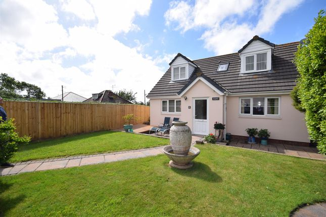 Thumbnail Detached house for sale in West Yelland, Barnstaple