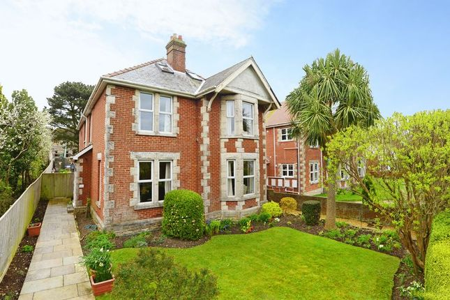 Thumbnail Detached house for sale in Victoria Avenue, Swanage BH19.