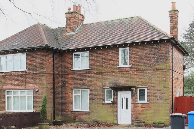 Thumbnail Semi-detached house to rent in Harpur Avenue, Littleover, Derby