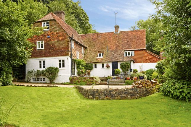 Thumbnail Detached house for sale in Boars Head Road, Boars Head, Crowborough, East Sussex