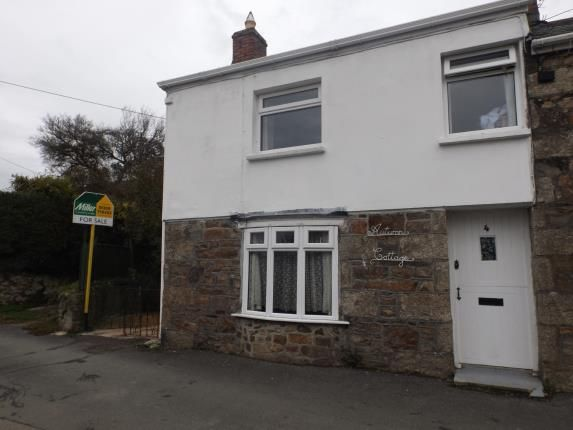 Thumbnail Semi-detached house for sale in Barripper, Camborne, Cornwall