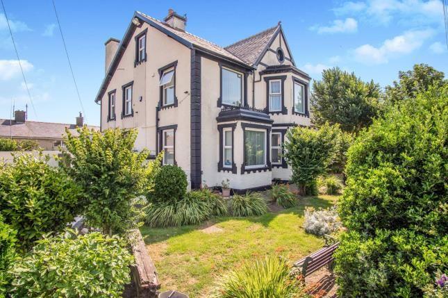 Thumbnail Detached house for sale in Maeshyfryd Road, Holyhead, Sir Ynys Mon