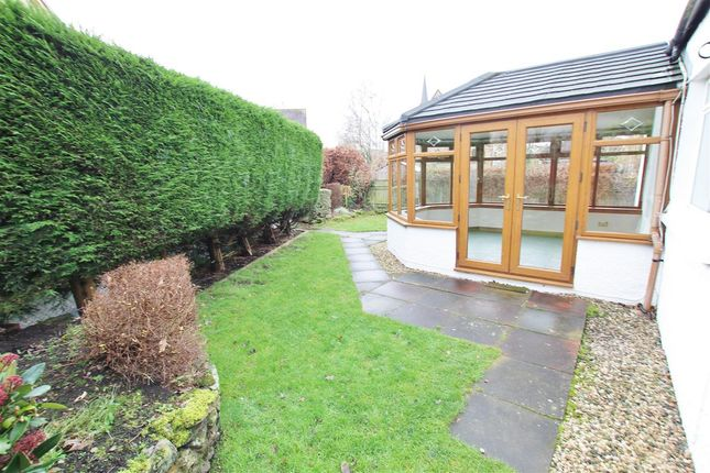 Garden of Bellfield Road, Bannockburn, Stirling FK7