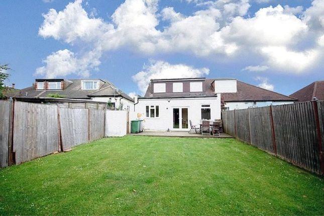 Thumbnail Semi-detached bungalow for sale in Glenwood Avenue, London