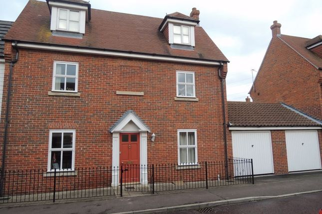 Thumbnail Semi-detached house to rent in Mascot Square, Colchester, Essex