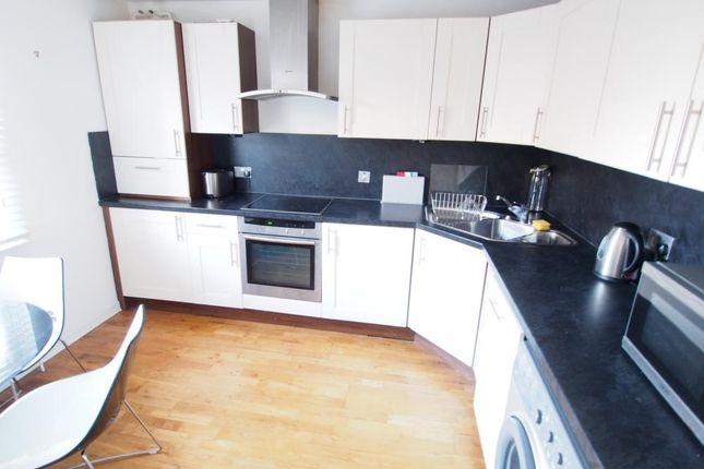 Kitchen of Belgrave Mansions, Aberdeen AB25
